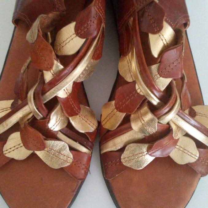 Ladies Sandals Size UK 7