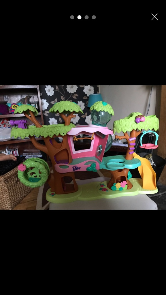 LPS tree house bundle