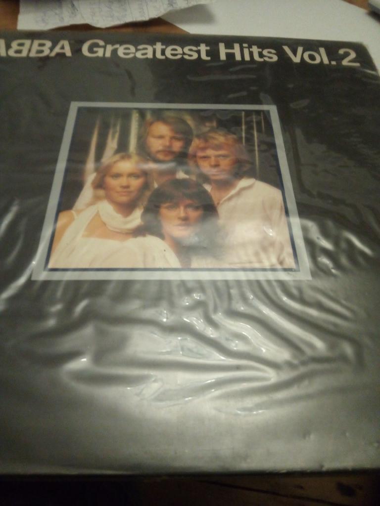 Abba Greatest Hits Vol 2 Vinyl