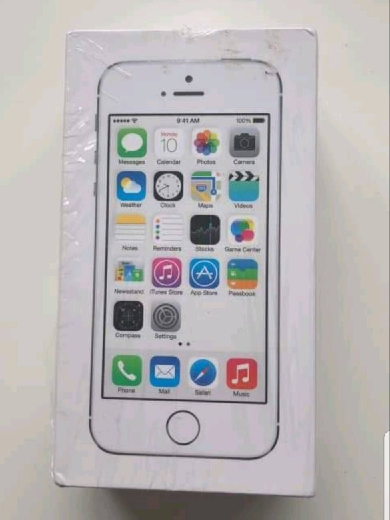 Iphone 5s brand new sealed