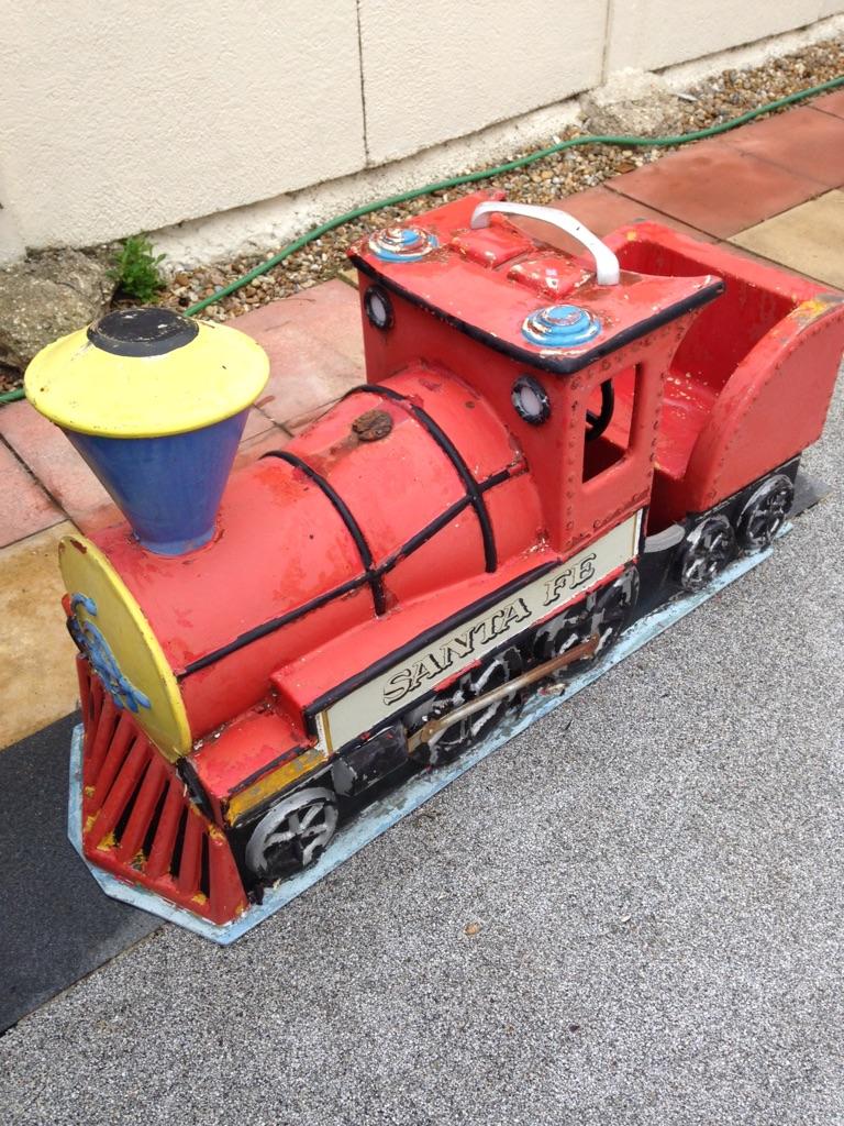 Kiddies Train