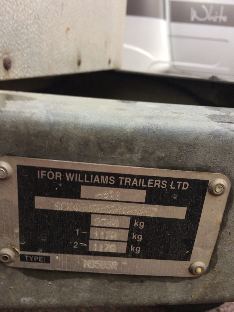 Ifor Williams Hunter