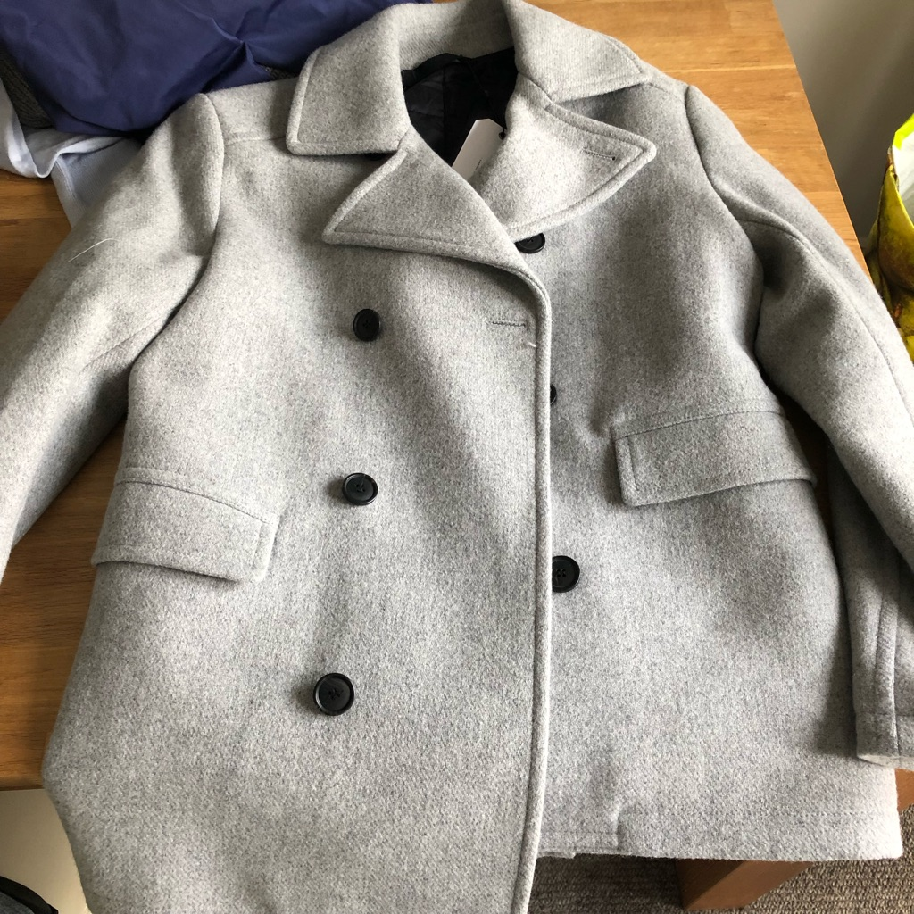 Selected Homme Pea Coat
