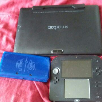 Nintendo 2/3DS & Smart Tab Tablet