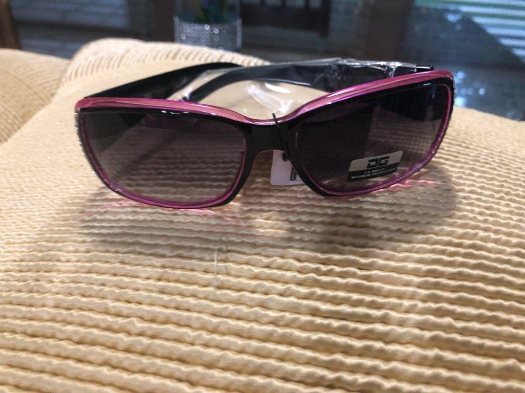 CG assorted Rhinestone sunglasses