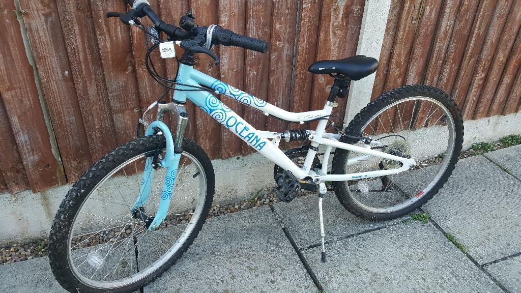 Apollo Oceana mountain bike