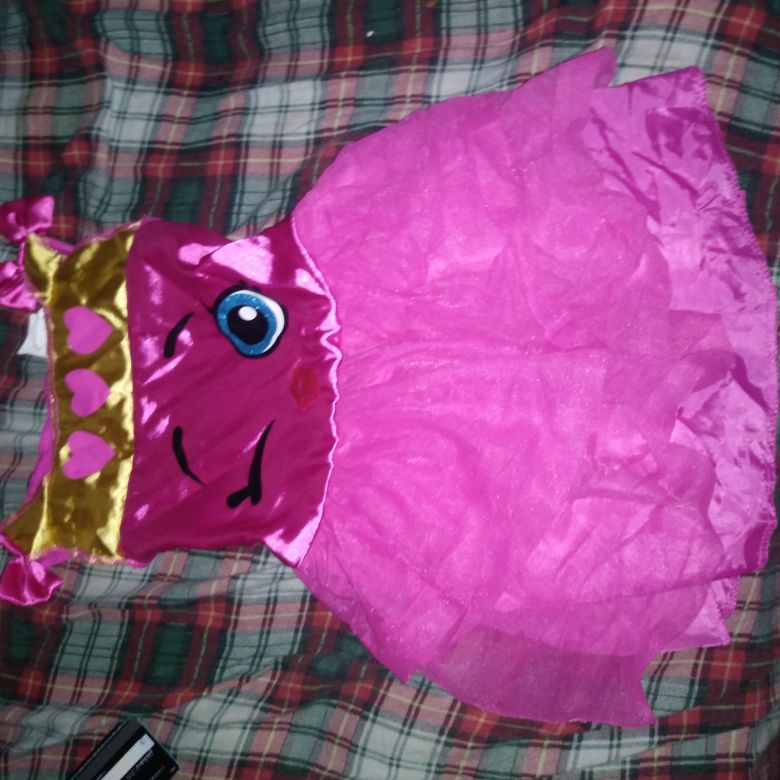 Shopkins costume
