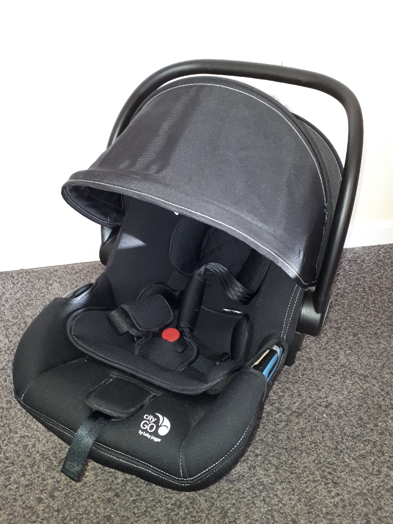 City go car seat by baby jogger