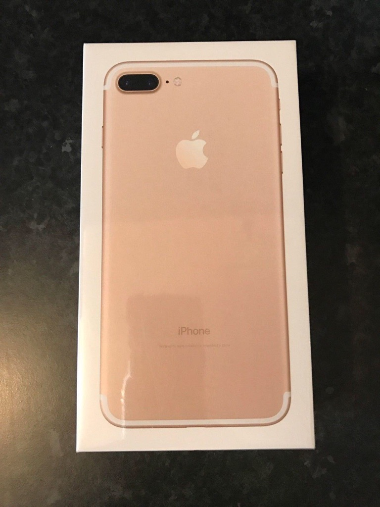 IPhone 7 Plus Gold 256Gb