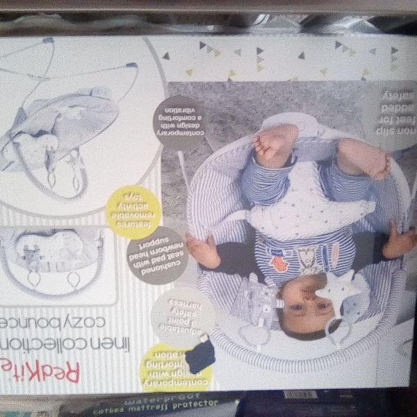 Baby bouncer BRAND NEW