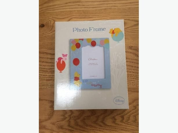 Childrens Winne the Pooh photo frame