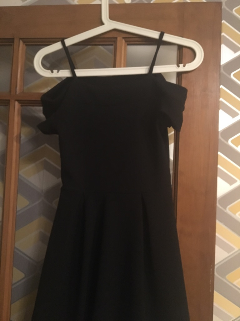 Candy Couture at Matalan Black Dress