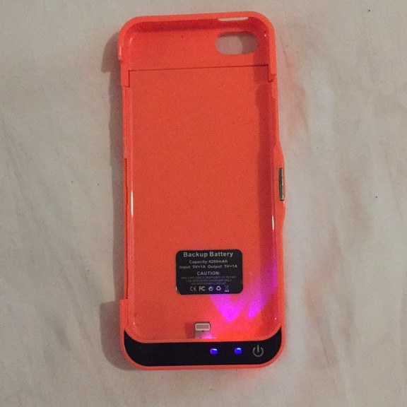 IPHONE 5 POWER CHARGER CASE