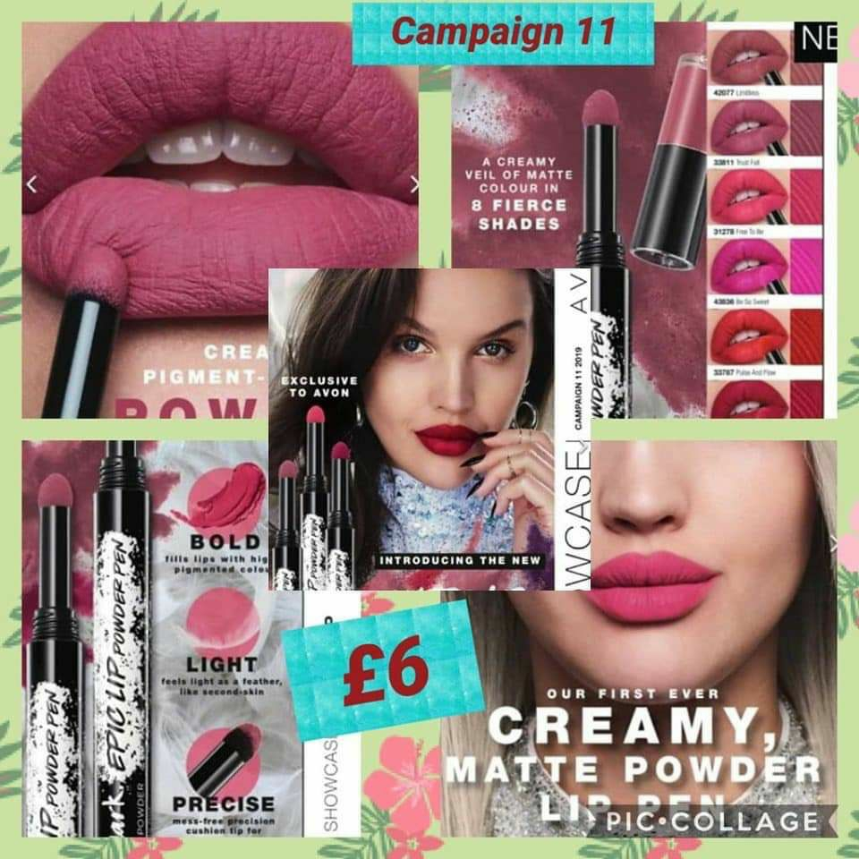 Shop Avon and receive a free gift!!