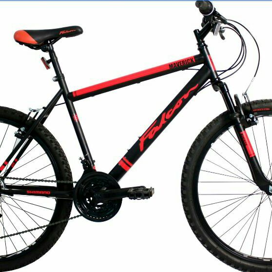 Falcoln Maverick men's bike