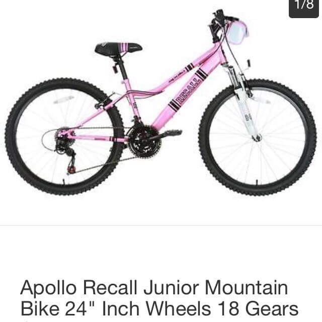 Junior bike
