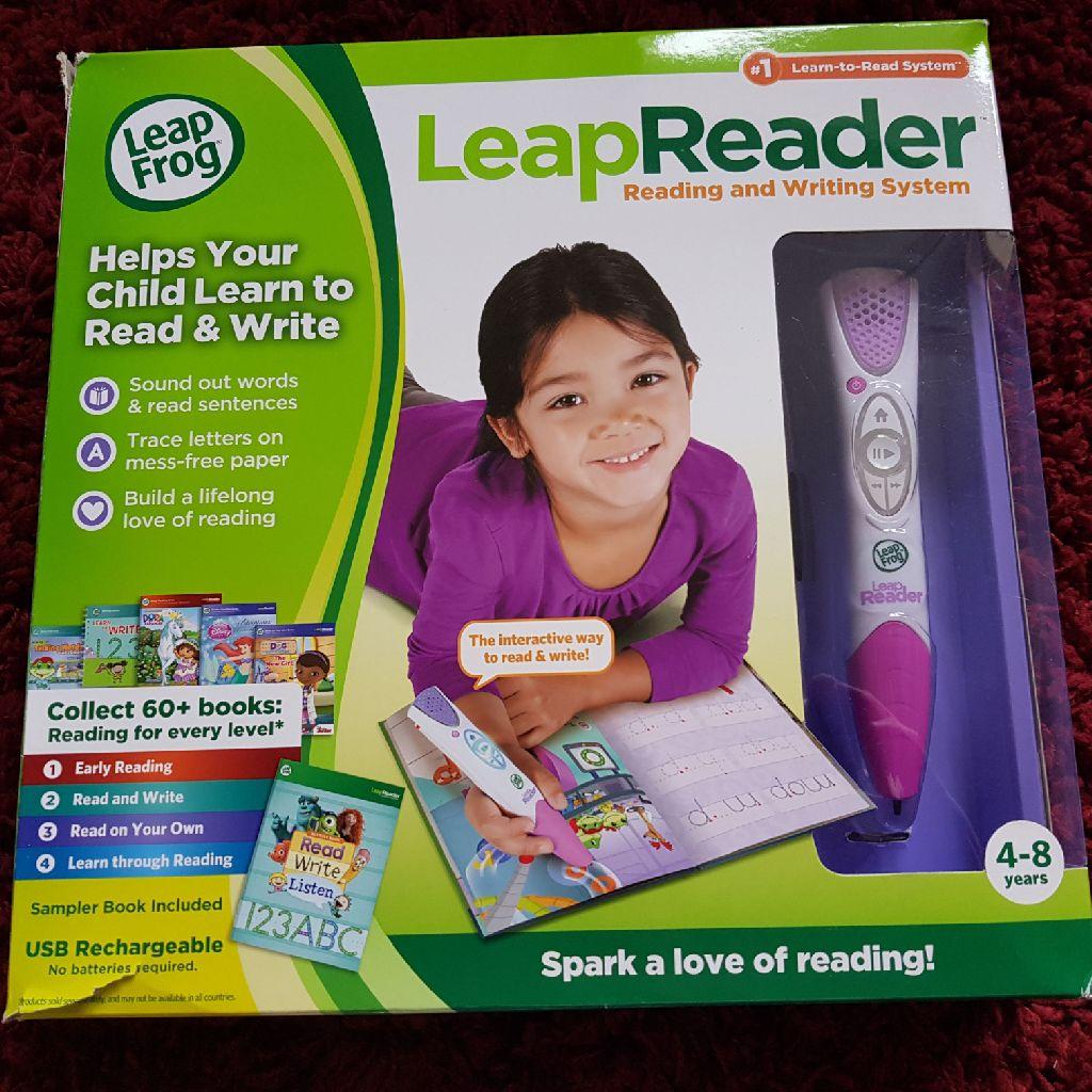 LeapFrog LeapReader pen
