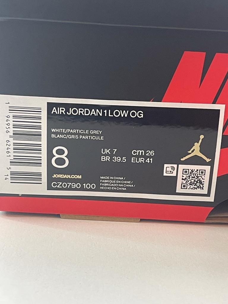 Jordan 1 low OG