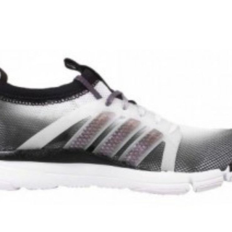 Ladies Adidas grace fade trainers