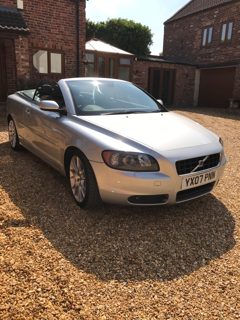 Volvo C70 D5 LUX 2007 Convertible