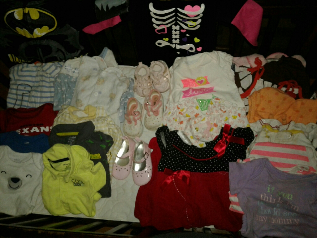 Stroller crib pack and play boys and girls clothes