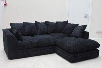 Read Description.Jumbo Cord 3+2 Or Corner Sofas for Delivery 🚚