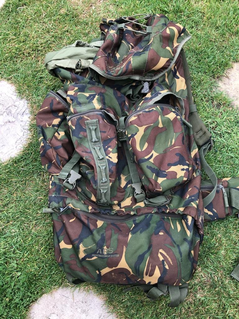 Army items