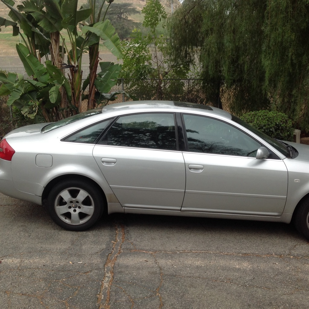 Need a car selling my Audi A6 great ride clean title luxury and reduced price fully serviced no leaks