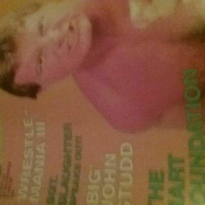49 wwf wwe magazines