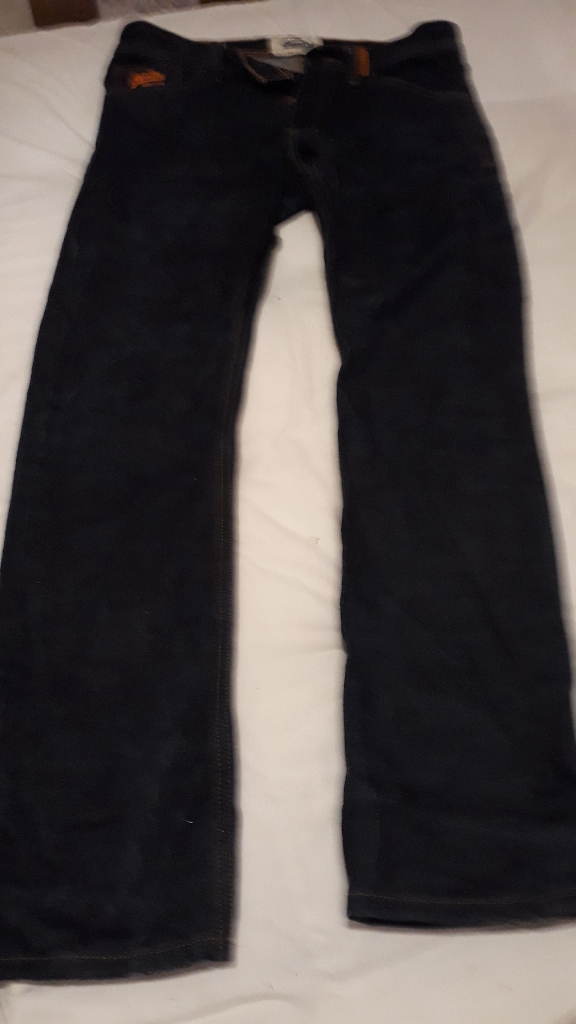 Superdry Mens Jeans