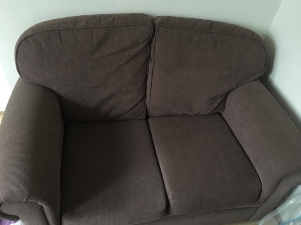 Comfy sofa two seater