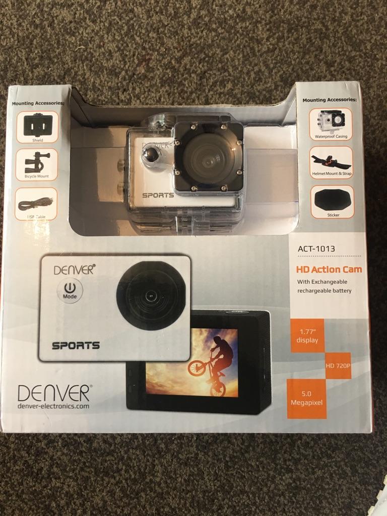 Denver HD action camera