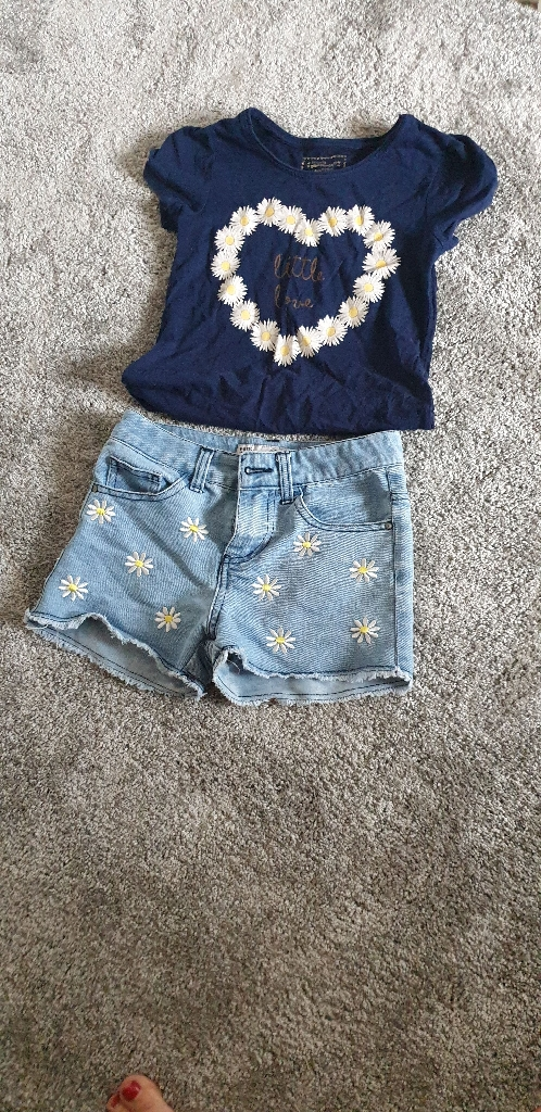 Girls outfit , size 8/9
