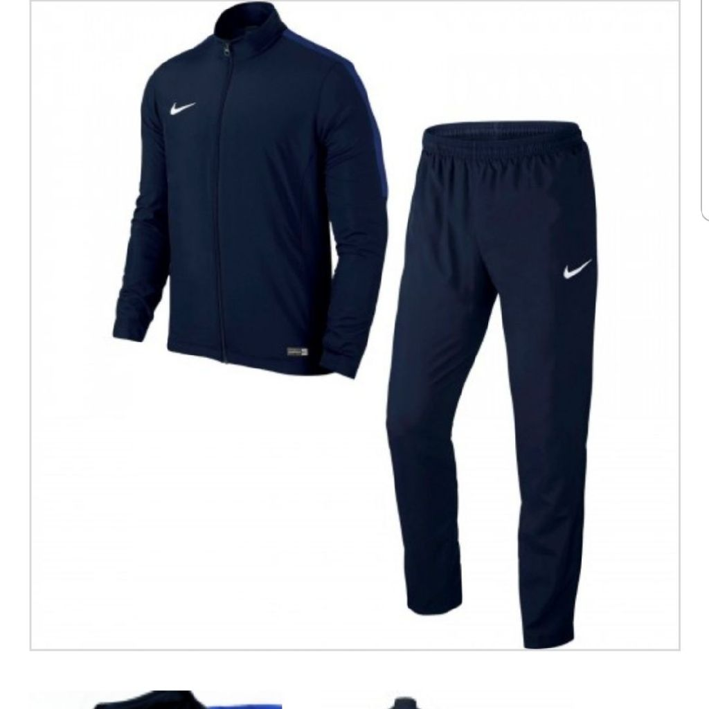 Mens Nike drifit tracksuits
