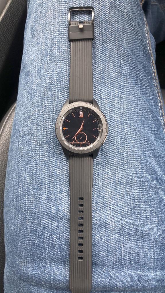 Samsung galaxy watch used
