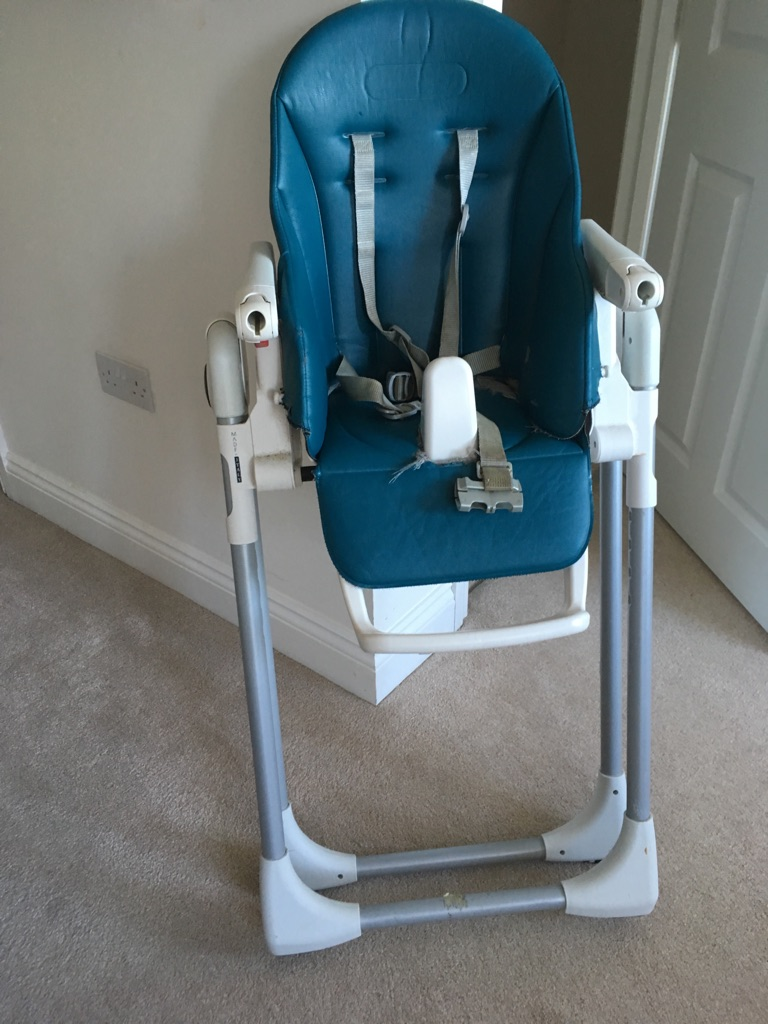Prima Pappa High Chair by Mamas and Papas