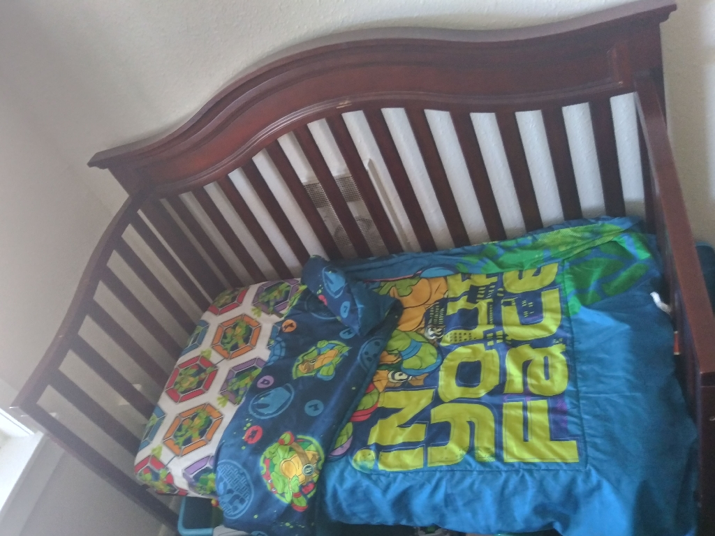 Toddler Bed Set Up For Boy Village
