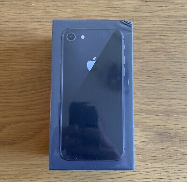 iPhone 8 64GB Space Grey sealed
