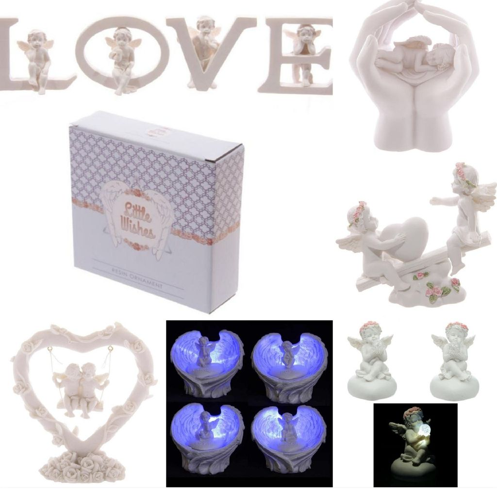 Cherub Ornaments