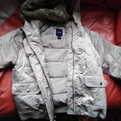 Gap girls winter coat 6 7 yrs
