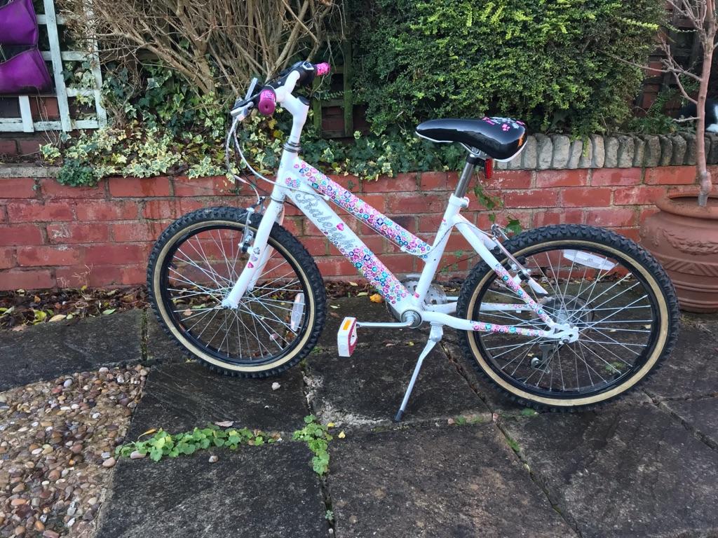 16inch Girl Raleigh Bike