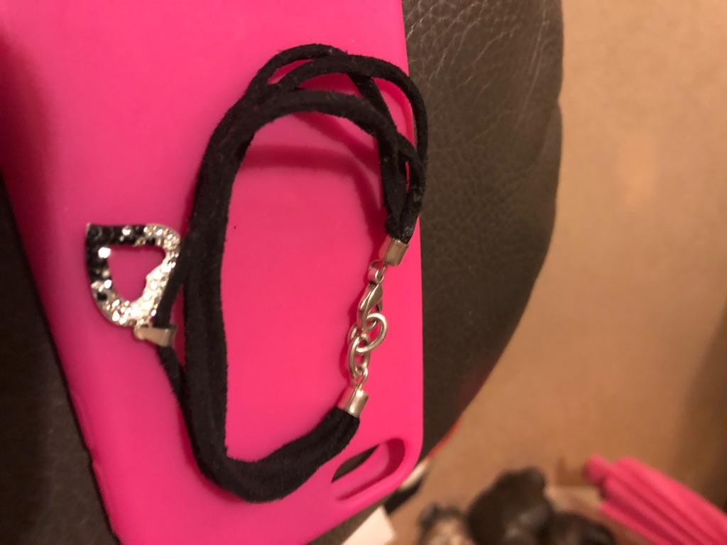 Bracelet leather strap
