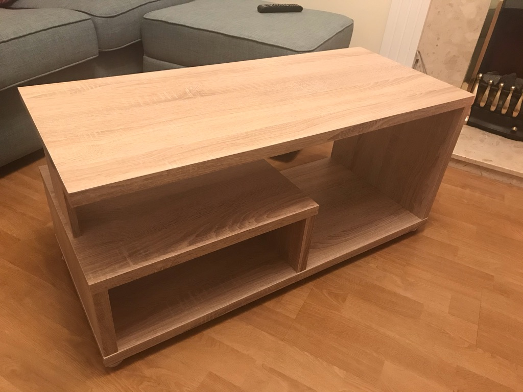 The Range Apollo Collection. TV unit and coffee table