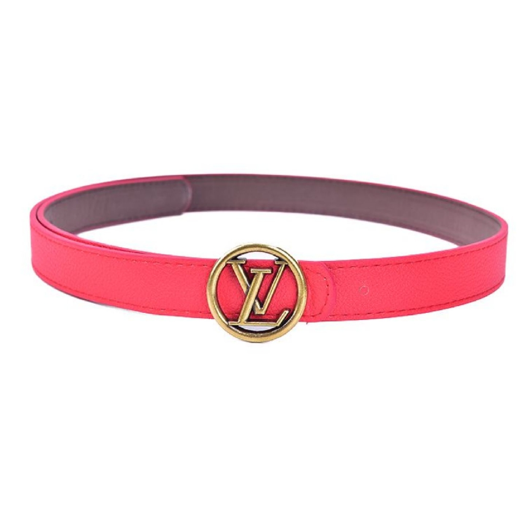 Glam Belt Red