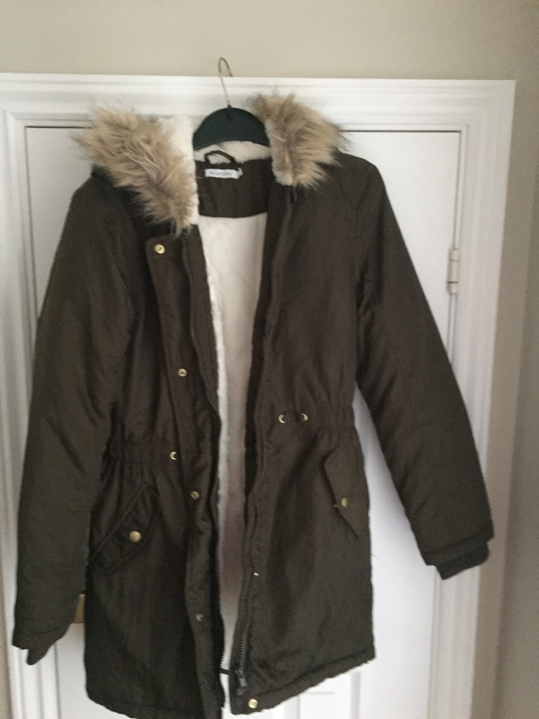 Girls Coat 13/14yrs