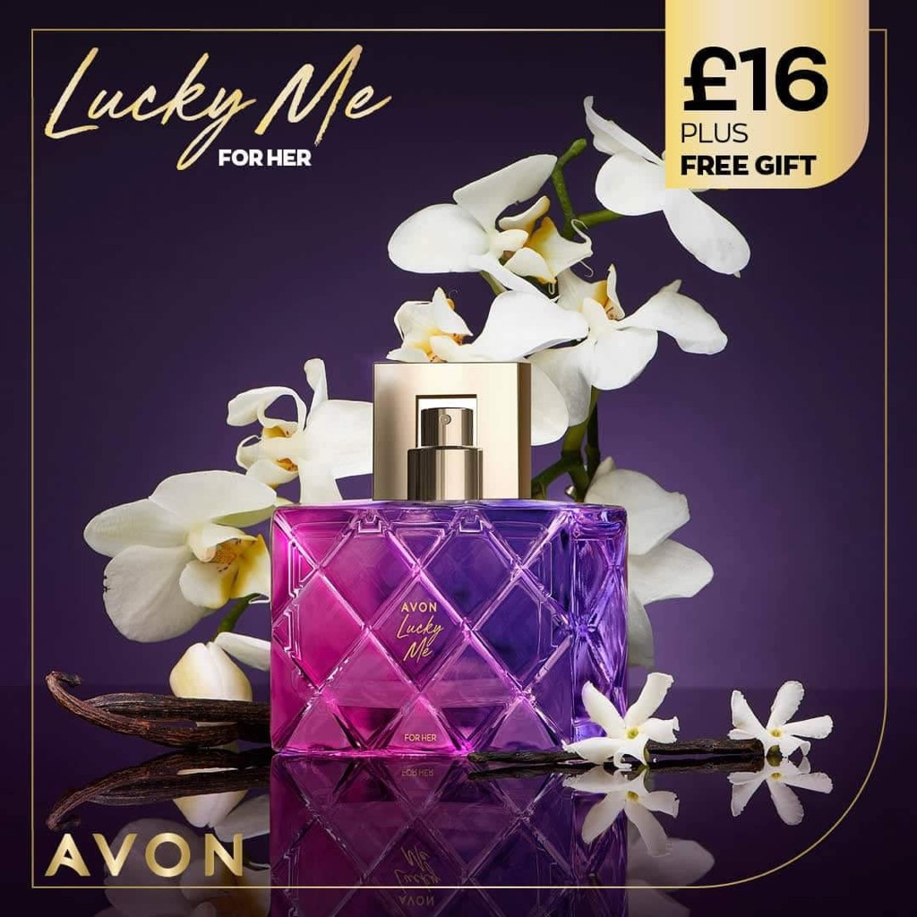 Avon Lucky Me Her or Him plus *Free Gift*
