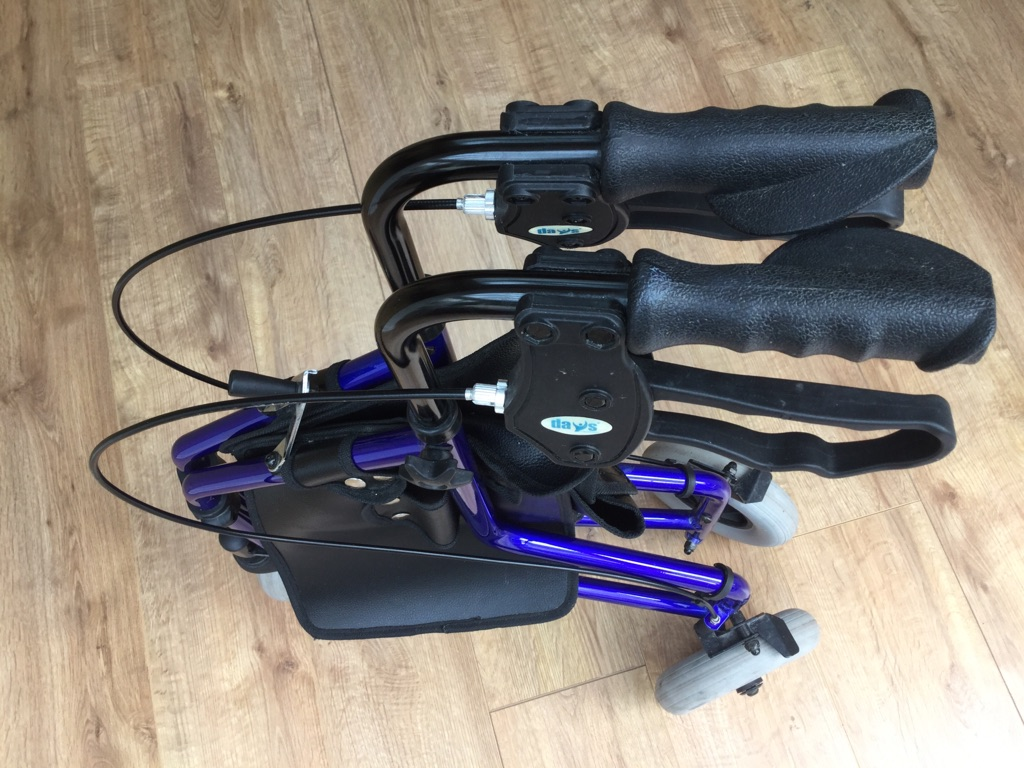 240L TRI wheel walker