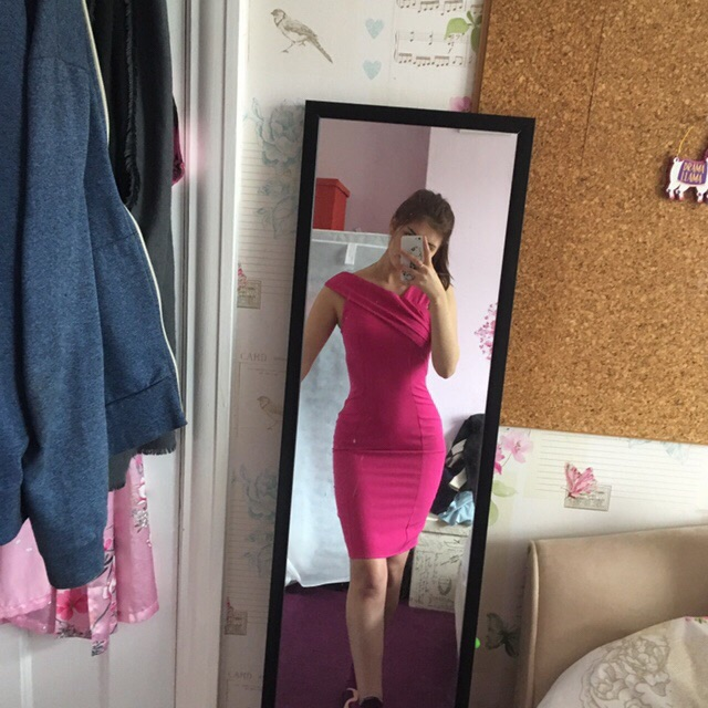 Size 6 bodycon dress