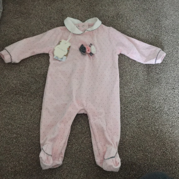 Pink miniBanda outfit