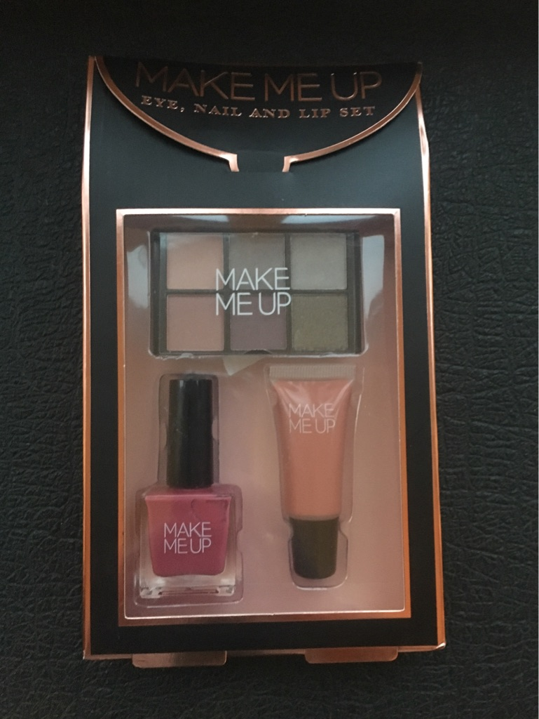 Make Me Up Gift Set £7 Each 2 For £10 New